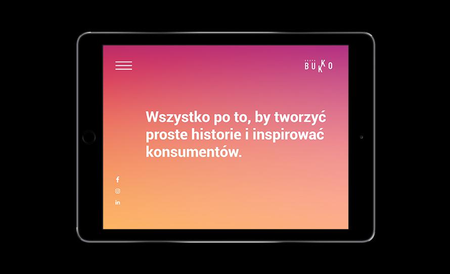 Grupa Bukko wordpress ahray